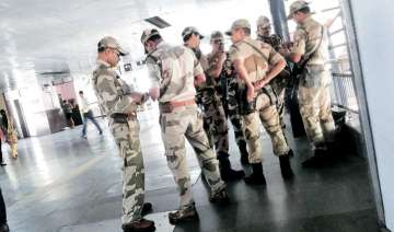 Centre sanctions 37,000 more troops to CISF to...