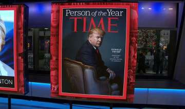 Donald Trump, TIME magazine, Person of the Year, N