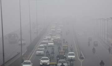 Air pollutant levels go 4 times beyond prescribed...