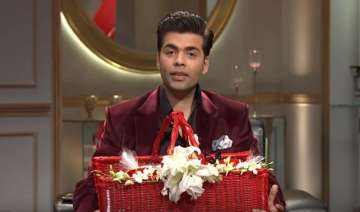 Karan johar disappointed with celebrities