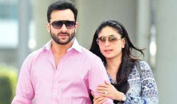 Kareena on her first child