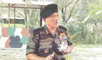 Lt Gen Bipin Rawat named new Army Chief - India TV