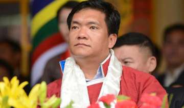 Prema Khandu suspended from his own party - India...