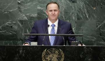 New Zealand PM resigns - India TV