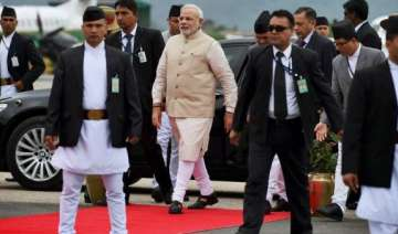 'No fancy and colourful outfits during PM...