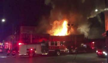Death toll in Oakland warehouse fire mounts to 33...