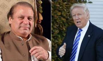 Donald Trump and Nawaz Sharif