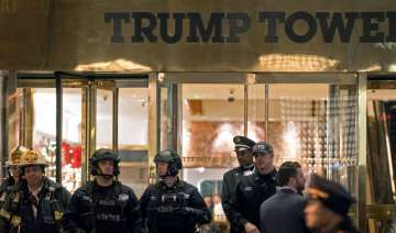 Trump Tower evacuated over suspicious bag of toys...