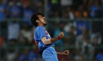 I have a lot of faith in Chahal, says Kohli -...