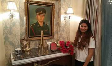 Gurmehar Kaur's father was martyred in militant...