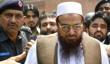 After house arrest, Hafiz Saeed placed on...