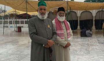 Two Indian clerics who went missing in Pakistan...