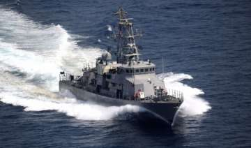 File photo of USS Firebolt