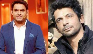 Sunil Grover announces new gig amid Kapil Sharma...