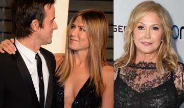 Kathy Hilton claims Jennifer Aniston is expecting...