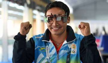 ISSF World Cup: Jitu Rai bags gold - India TV
