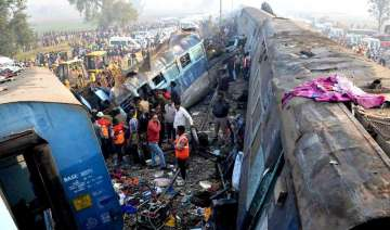 150 passengers were killed in Indore Patna...