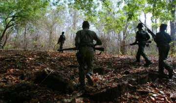 Chhattisgarh: 11 CRPF jawans killed in Naxal...