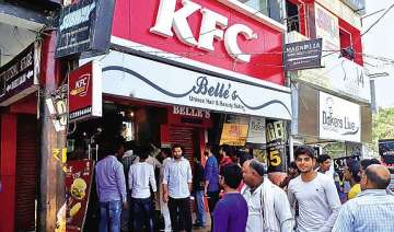 Over 500 meat shops, including KFC, forcibly shut...