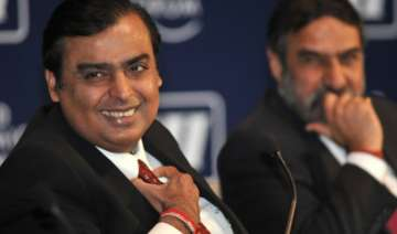 Mukesh Ambani with 100 other Indians in Forbes'...