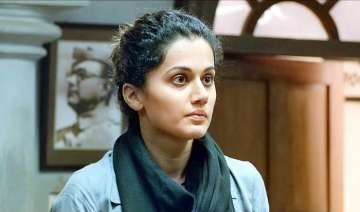 Taapsee Pannu launches sexual harassment helpline