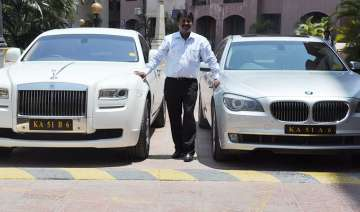 This Bengaluru barber owns 150 luxury cars,...