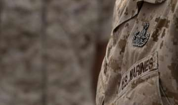 US Marines share nude pictures of female...