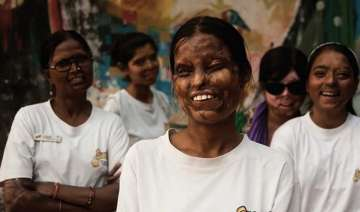 Acid attack victims to find a career in tattoo art