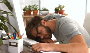 A short nap in office can really boost your work...