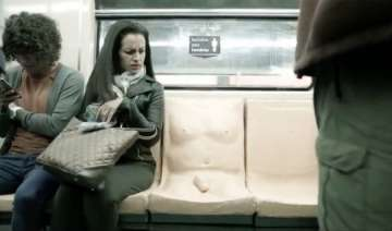 Mexico have 'Penis Seats' in their metro and...