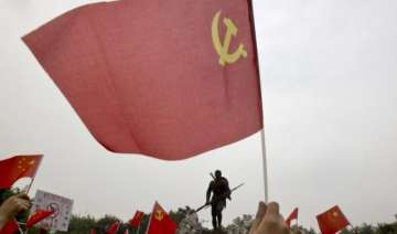 Flag of Communist Party of China