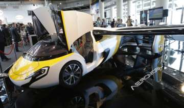 Meet AeroMobil's flying car, available for...