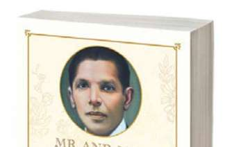 Jinnah shaved his moustache, changed hairstyle to...