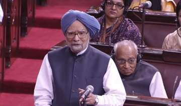 Manmohan Singh's advice helps form a consensus...