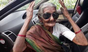 106-year-old Grandma from Andhra Pradesh is the...