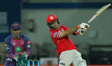 Punjab beat Pune by 6 wickets - India TV