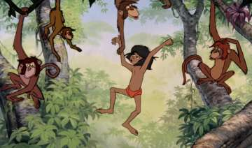 8-year-old girl found living with monkeys in UP,...