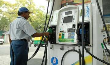 Petrol price hiked by Rs 1.39 per litre, diesel...