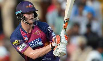 Smith gets fifty, RPS need 46 from 30 balls -...