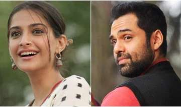 Sonam Kapoor Vs Abhay Deol - India TV