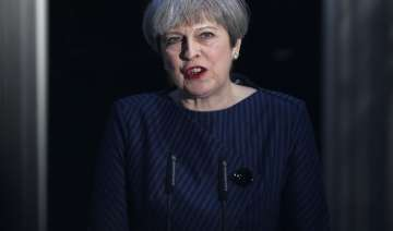 British PM Theresa May seeks early election on...