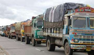 Truckers on indefinite strike against rise in...