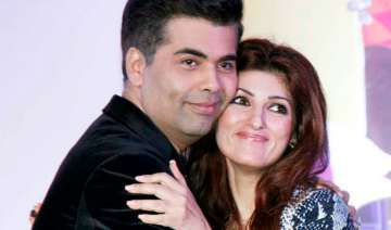 Twinkle suggests Karan a sequel to My Name Is...
