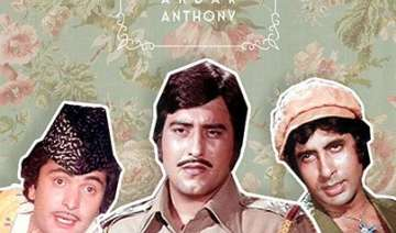 Amar Akbar Anthony turns 40: Amitabh Bachchan...