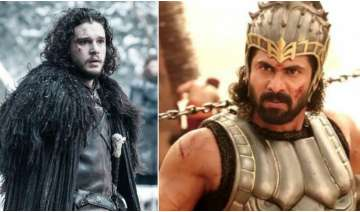Baahubali 2 gets defeated by Games of Thrones,...