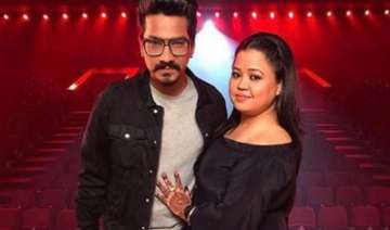 Bharti Singh, Harsh Limbachiyaa - India TV