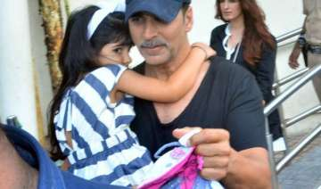 Akshay Kumar's daughter Nitara