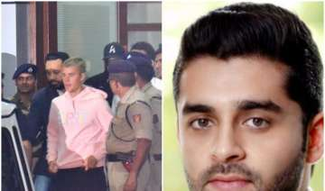 Justin Bieber is in India, all Thanks to Arjun...