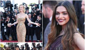 Cannes 2017 Day 1: Best and worst red carpet...