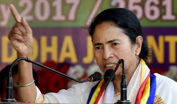 Ashamed of being born in India, says Mamata...